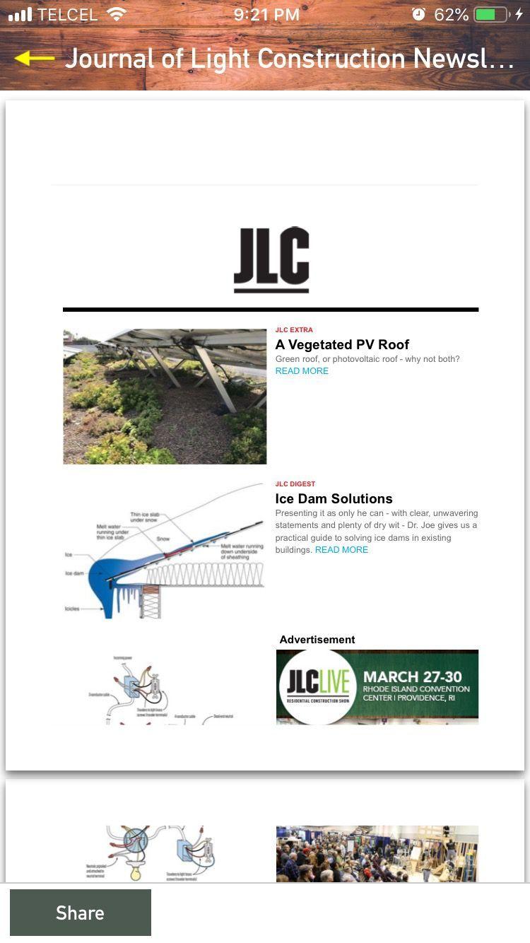 JLC Newsletter