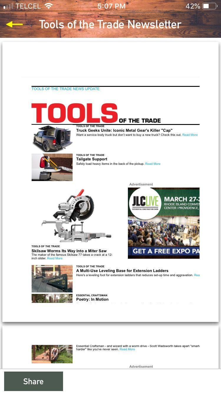 ToTT Newsletter